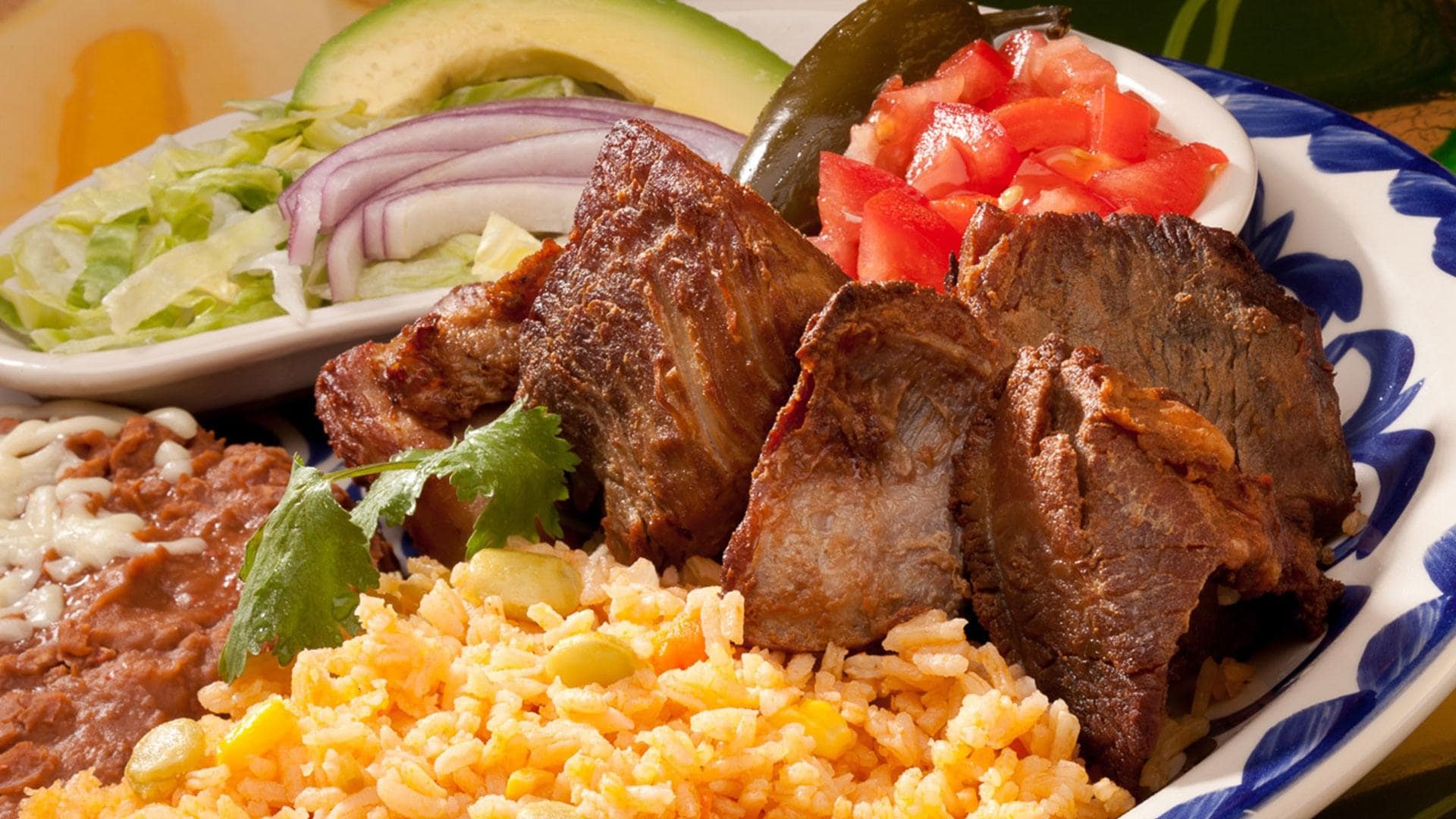 Menu authentic mexican cuisine la mesa mexican restaurant for Authentic mexican cuisine