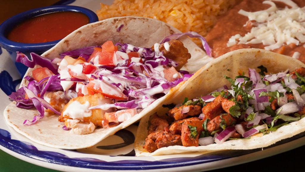 Taqueria Corner Tacos from La Mesa Mexican Restaurant