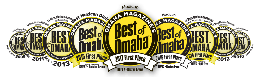 La Mesa Mexican Restaurant - Best of Omaha Winners
