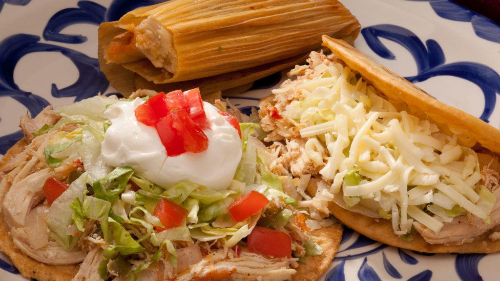 Build Your Own Combination at La Mesa Mexican Restaurant
