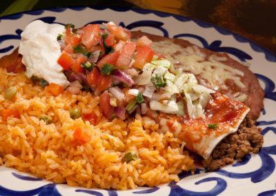 Burrito De La Mesa