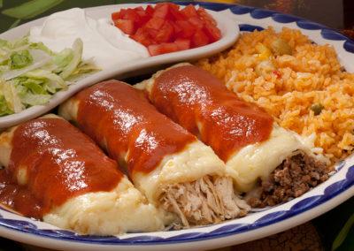 Enchiladas de Mesa