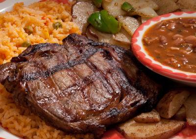 Steak Charro
