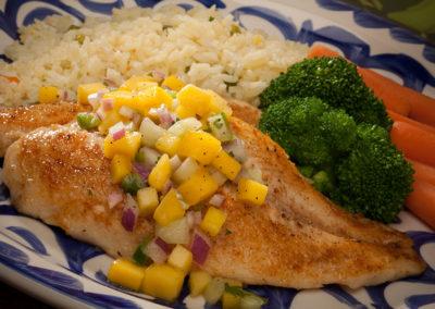 Mango Fish