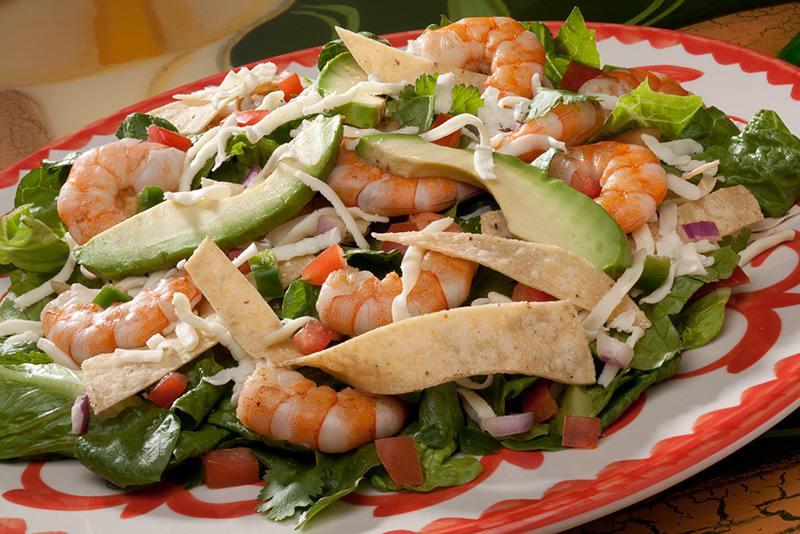 Soups Salads Menu La Mesa Mexican Restaurant