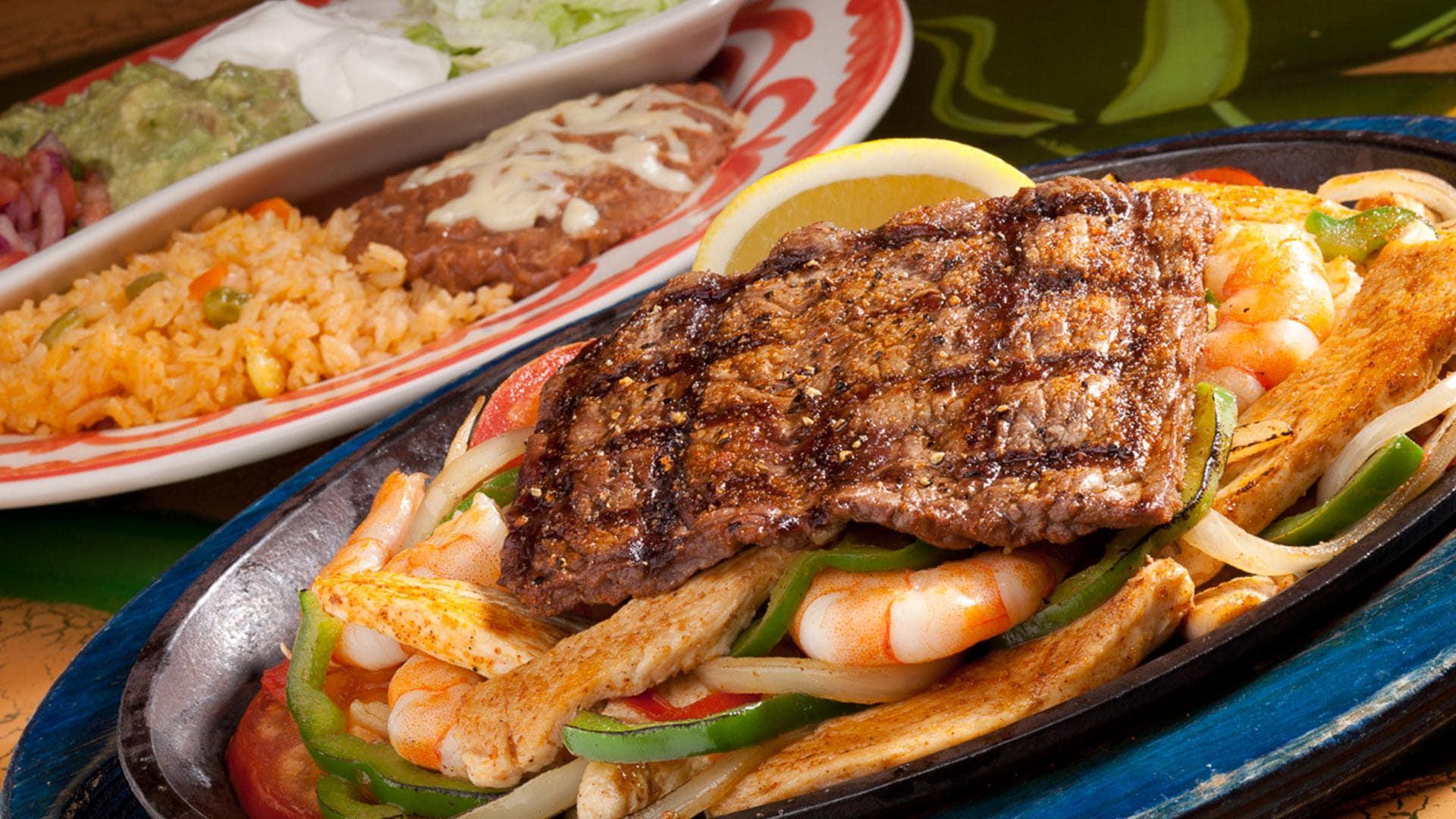 Especial De La Mesa From Mexican Restaurant