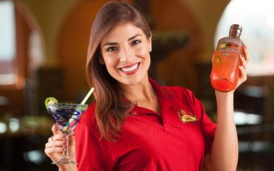 What's New at La Mesa? Avion Silver Special Shaken Margaritas!