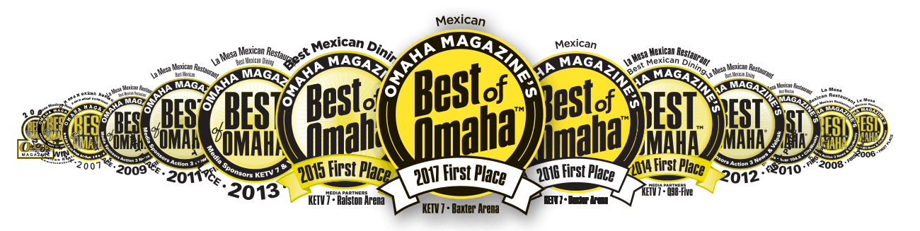 La Mesa Mexican Restaurant - Best of Omaha Winners