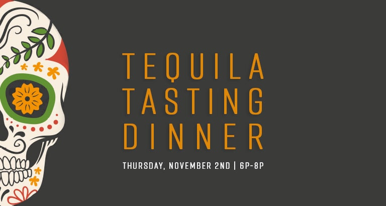 Tequila Tasting Dinner Featuring Herradura in Bellevue, NE