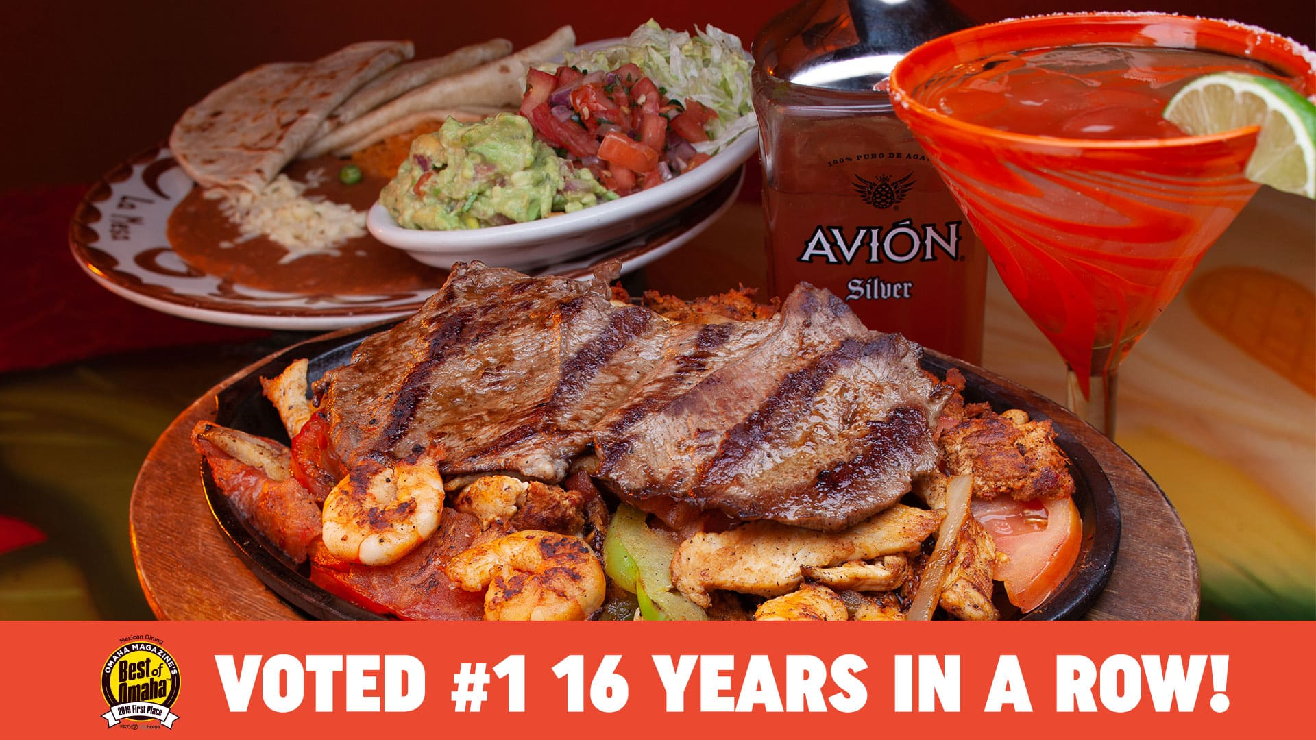 Best Mexican Food In The Midwest La Mesa Mexican Restaurant