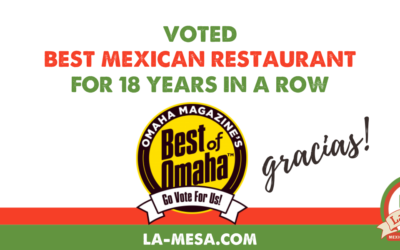 Best Of Omaha – Best Mexican Restaurant
